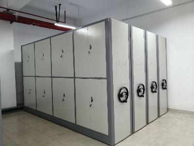 四川省档案局档案科学技术研究所采购永亨档案密集架