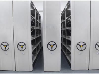 永亨智能无轨道档案密集架图片、型号YH31100102介绍