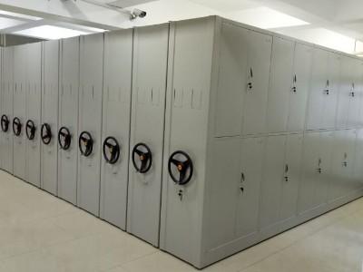 成都智能密集架品牌为智能档案室建设添砖加瓦