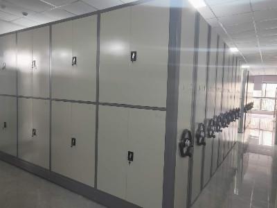 密集架可以放多少档案盒?如何计算?