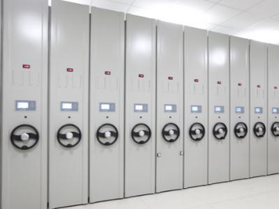 智能化档案资料仓库智能在哪?与一般档案密集架仓库有什么区别?