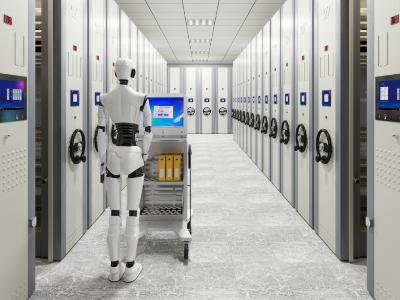 智能档案密集架控制系统是什么?主要有哪几部分构成?