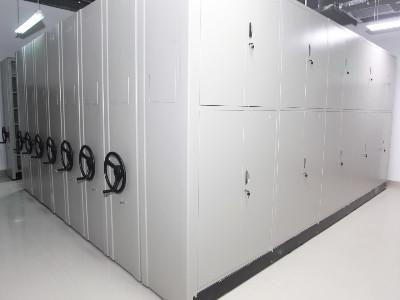宜宾市长宁县档案馆采购永亨手动密集架