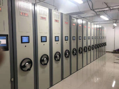 贵德县人民检察院采购永亨智能无轨密集架