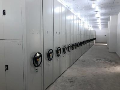 西昌学院2021年图书馆手动电动一体密集书架采购项目终止公告