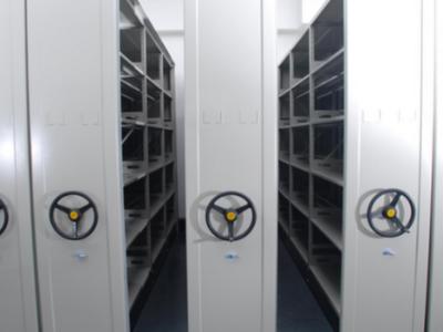 档案密集架组数如何确定?档案室如何规划密集架?
