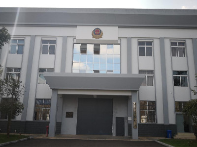 曲靖市罗平县拘留所采购永亨导轨密集架