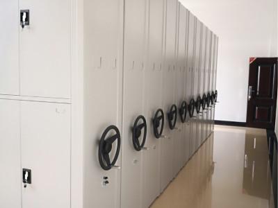 三河市人力资源和社会保障局档案室智能密集柜项目