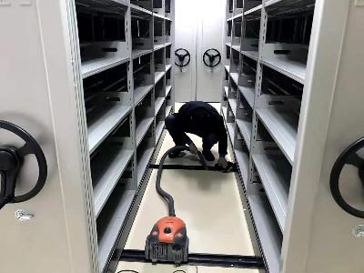 档案馆档案库房密集架如何摆放才能最大化利用空间?