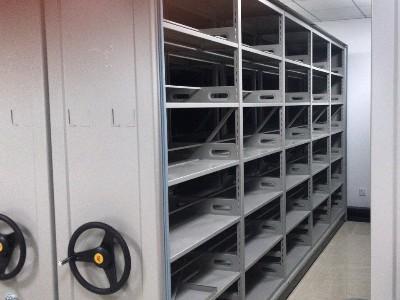 无轨密集架的实用性强吗?什么样的档案室适合用无轨密集架?