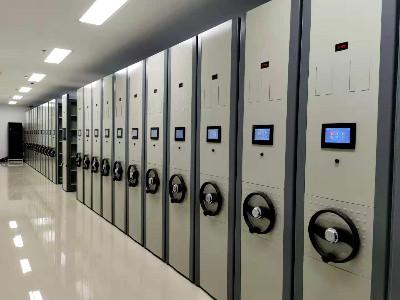 电动密集架和智能密集架哪一种密集架实用性更强?