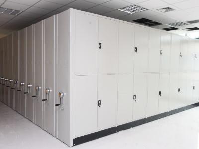 永亨中标四川省达州市达州职业技术学院新校区档案室无轨密集架项目