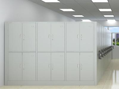 一个档案室如何计算能放多少档案密集架?