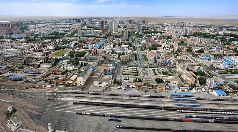 西宁格尔木市