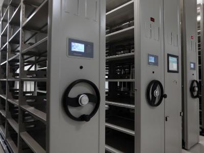 从工艺和技术层面来说哪个智能档案密集架厂家好?