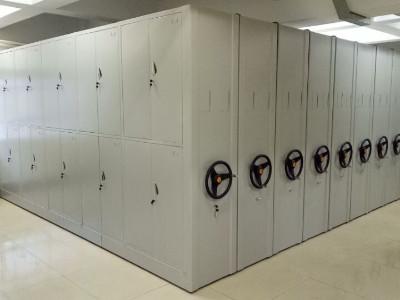 西宁市城西区档案局采购永亨无轨密集架