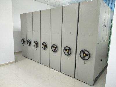 国家税务总局新津区税务局采购永亨无轨密集架