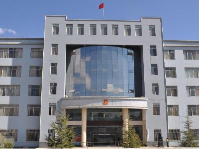 云南省鲁甸县人民法院采购永亨智能档案密集架