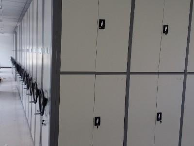 遵义市余庆县公安局采购永亨导轨密集架