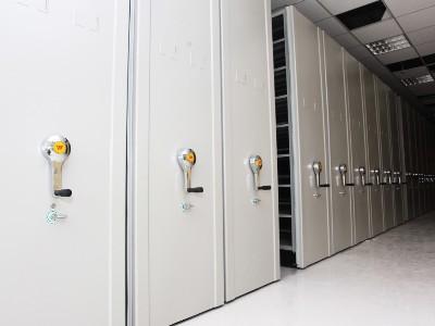 档案馆密集架的安装要求步骤以及注意事项