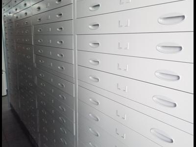什么叫工程图纸密集架?选购工程图纸密集架的常见问题